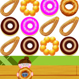 Doughnuts Girl Puzzle